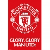 MANCHESTER UNITED Football Club Official Poster Glory Glory 31 SP0997