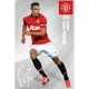 MANCHESTER UNITED Football Club Official Poster Van Persie 52 SP1006