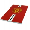 MANCHESTER UNITED Football Club Official Soft Cover Notebook STA323