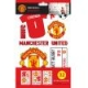 MANCHESTER UNITED Football Club Official Self-adhesive Wall Stickers WS40002