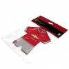 MANCHESTER UNITED Football Club Official Mini Kit c10minmu