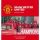MANCHESTER UNITED Football Club Official Desktop Calendar 2015 d47decmu