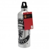 MANCHESTER UNITED Football Club Official Aluminium Drinks Bottle XL e25alxmu