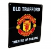 MANCHESTER UNITED Football Club Official Theatre of Dreams Sign f45icomu