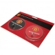 MANCHESTER UNITED Football Club Official Robe Hooks i15rbhmu