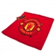 MANCHESTER UNITED Football Club Official Face Cloth w05fclmu