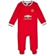 MANCHESTER UNITED Football Club Official Sleepsuit 0/3 months w60slpmub