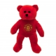 MANCHESTER UNITED Football Club Official Mini Bear SB y62bsbmu