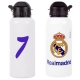 REAL MADRID Football Club Official Aluminium Drinks Bottle Ronaldo e25alurmro