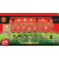 MANCHESTER UNITED 2013/2014 Team Pack