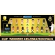 SOCCERSTARZ SWANSEA CITY CAPITAL ONE CUP WINNERS 2013 CELEBRATION PACK