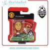 Manchester United - C SMALLING (12) 2012-13 Kit