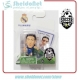 SoccerStarz Football Figurine REAL MADRID - MESUT OZIL (23) 2013-14 Away Kit