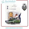 SoccerStarz Football Figurine Tottenham Hotspur - STEVEN CAULKER (33) 2013-14 Home Kit