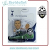 SoccerStarz Football Figurine Tottenham Hotspur - YOUNES KABOUL (4) 2013-14 Home Kit