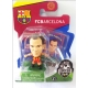 SoccerStarz Football Figurine BARCELONA - A INIESTA (8) 2013-14 Away Kit
