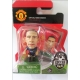 SoccerStarz Football Figurine MANCHESTER UNITED - RIO FERDINAND (5) 2013-14 Away Kit