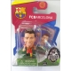 SoccerStarz Football Figurine BARCELONA - GERARD PIQUE (3) 2013-14 Away Kit