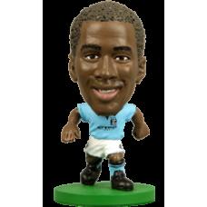 Manchester City - Y TOURE (42) 2012-13 Kit