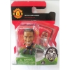 SoccerStarz Football Figurine MANCHESTER UNITED - ANTONIO VALENCIA (25) 2013-14 Away Kit