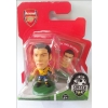 SoccerStarz Football Figurine ARSENAL - JACK WILSHERE (10) 2013-14 Away Kit