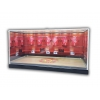 MANCHESTER UNITED Display Case for Football Figurines