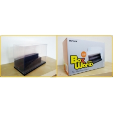 1-2-3 Tiers Display Case for for All Type of Collections (Prostars, Soccerstarz etc)